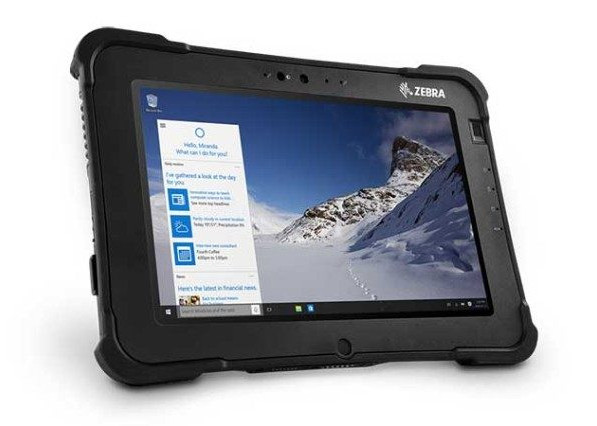 Picture XSLATE L10 Rugged Tablet